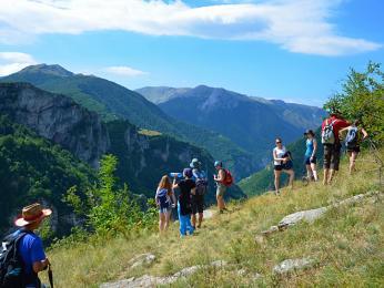 Túra vbosenském národním parku Bjelašnica