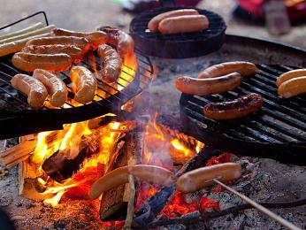Zhruba třetina masa ve Finsku se sní ve formě klobás (makkara)