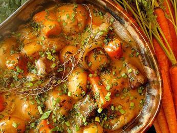 Irish stew je národním pokrmem