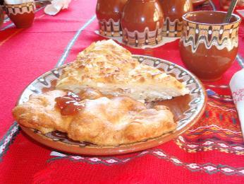 K snídani si Bulhaři s oblibou dávají mekicu