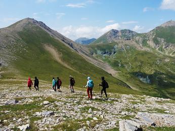 Výstup na druhý nejvyšší vrchol Makedonie Titov Vrh