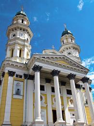 Řeckokatolická katedrála vUžhorodu