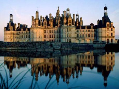Francie - zámek Chambord