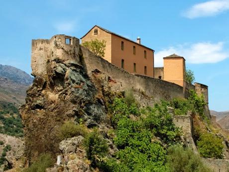 Pevnost v Corte