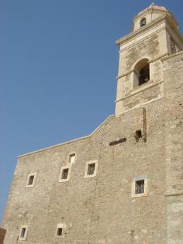Krétský klášter Moni Toplou