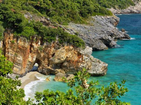 Poloostrov Pelion vpevninské části Řecka je vyhledávaný pro své pláže