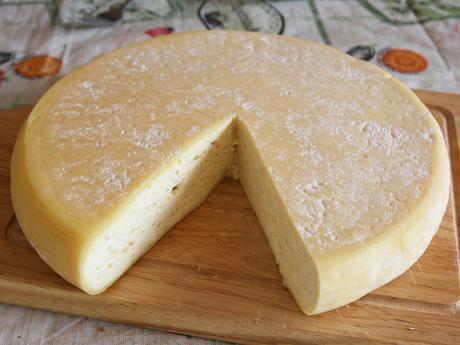 Koláč njegušského sýra
