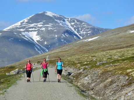 Norsko je ideální zemí pro milovníky turistiky