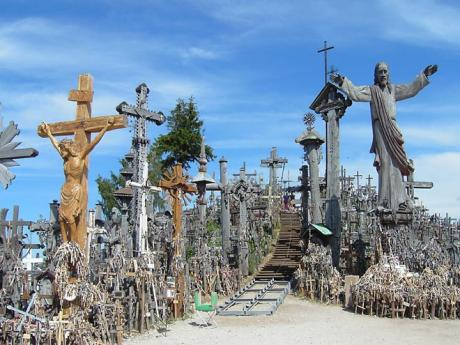 Vrch křížů u Šiauliai