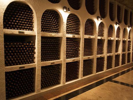 Cricova - vinné sklepy s milióny lahví