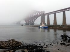 Železniční most Queensferry bridge